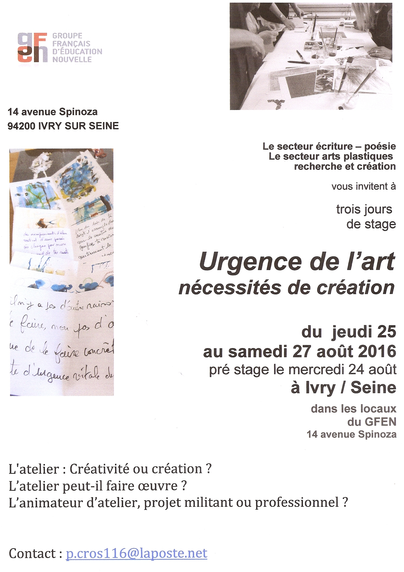 tract ivry